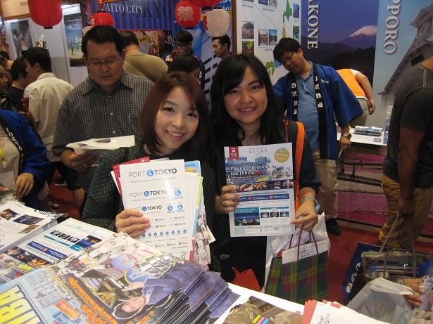 タイ国際旅行フェア1