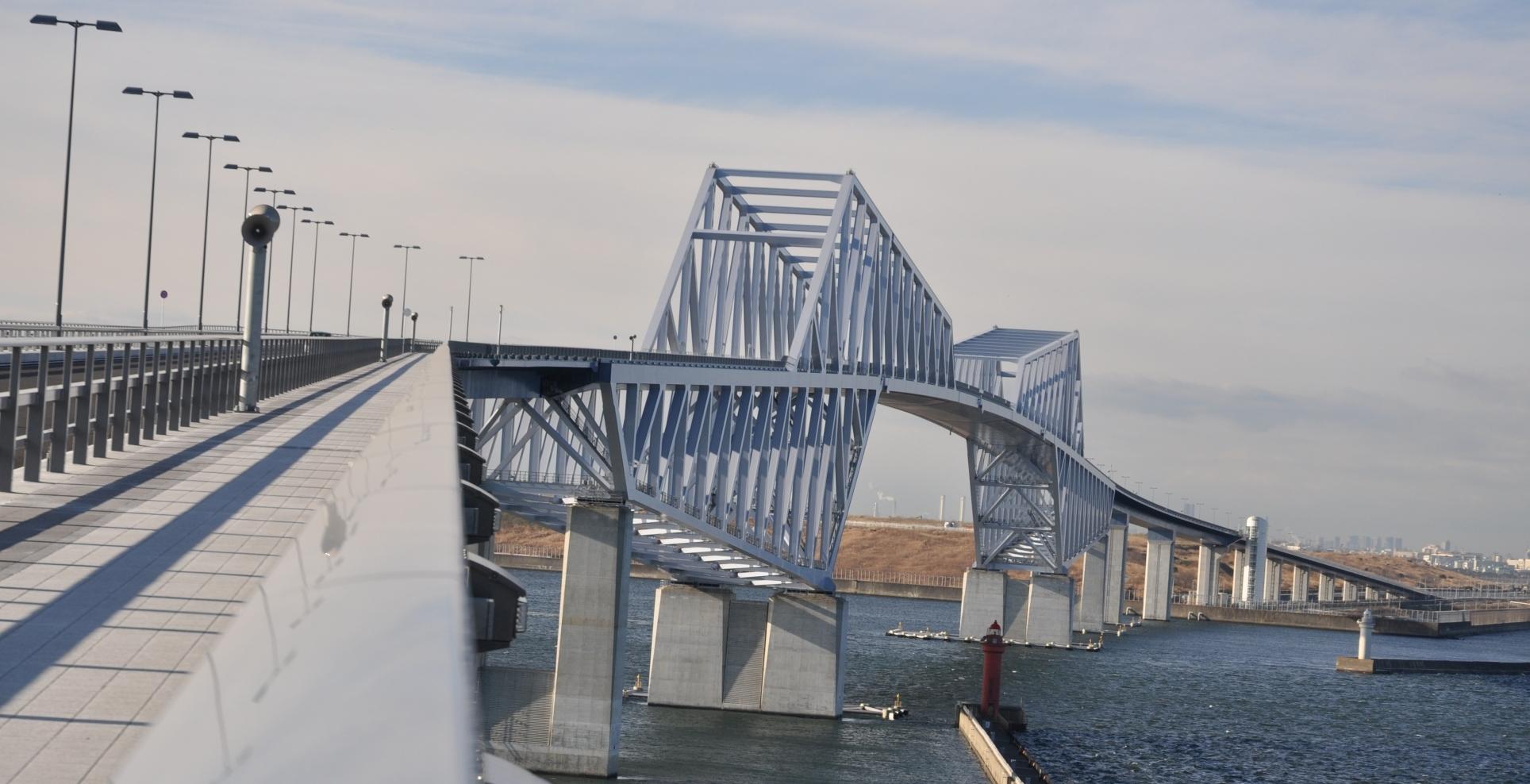自転車の 東京 自転車 : 東京ゲートブリッジ|観光 ...