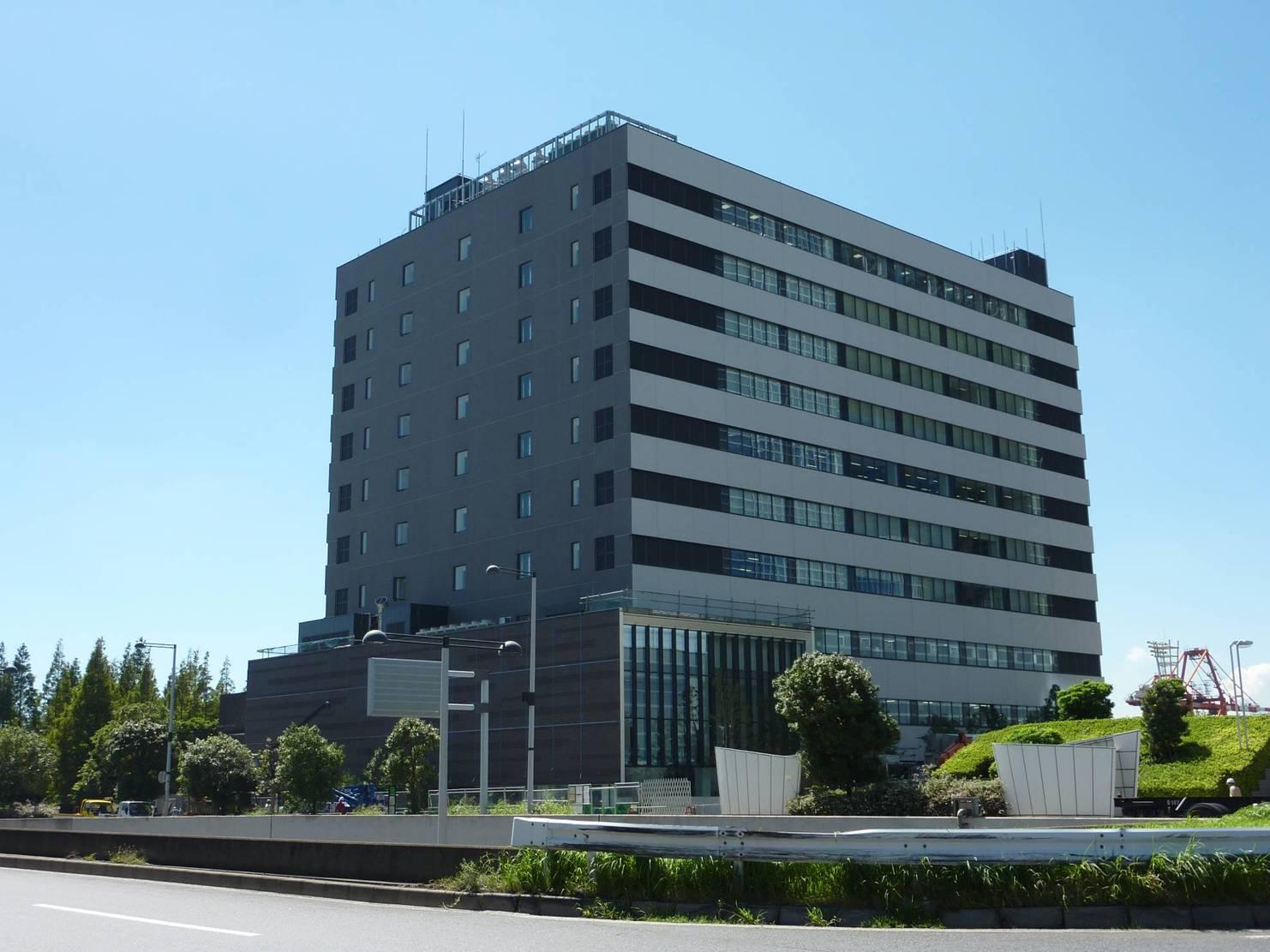 国土交通省青海総合庁舎  (海上保安庁海洋情報部)